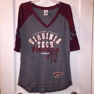 Tops - Virginia Tech baseball tee